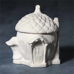 Acorn Cottage (Set of 2 Casting Molds) SPO