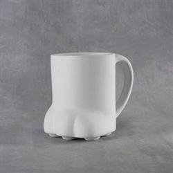 MUGS Paw Print Mug 14oz./6 SPO