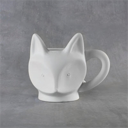MUGS Fox Mug 14oz./6