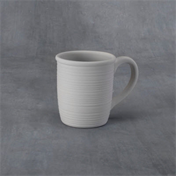 MUGS Textured Stripes Mug 14 oz./6 SPO