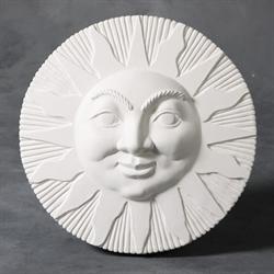 Sun Face Plaque (Casting Mold) SPO