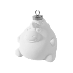 SEASONAL Christmas Owl Ornament/8 SPO