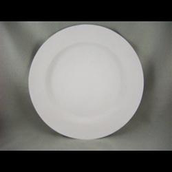 PLATES Rim Dinner Plate/6