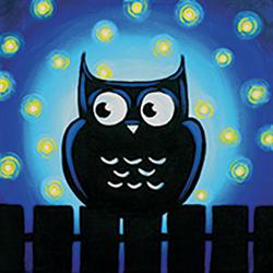 Pattern Pack - Spooky Owl SPO