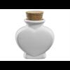HOME DÉCOR Heart Jar/12 SPO