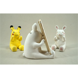HOME DÉCOR Rabbit Cell Phone Stand/6 SPO