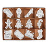 SEASONAL Hand Detailed Party Ornaments Kit D/144
