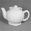 KITCHEN Ruffle Tea Pot/6 SPO