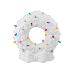 SEASONAL Lighted Christmas Wreath/1 SPO