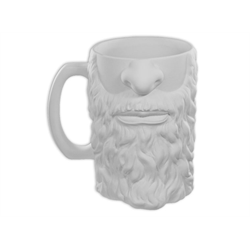 MUGS Bearded Beer Stein/4