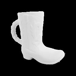MUGS Cowboy Boot Mug/4 SPO