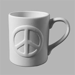 MUGS Peace Mug/6  SPO