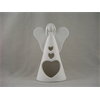 HOME DÉCOR Angel Tealight Holder/8 SPO