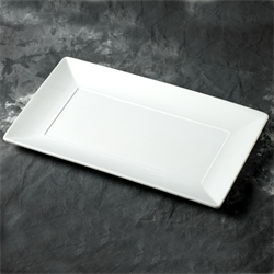 PLATES Square Collection Platter/6 SPO