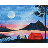 Pattern Pack - Camping at the Lake/1 SPO