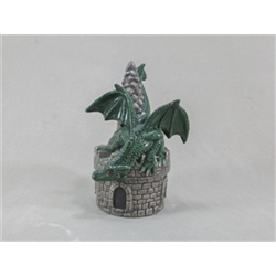 BOXES Dragon On The Castle Box/4 SPO