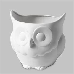 HOME DÉCOR Owl Planter/3