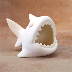 KITCHEN SHARK SCRUBBIE HOLDER/6 SPO