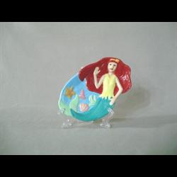 PLATES Mermaid Plate/6 SPO