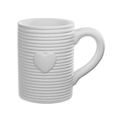 MUGS Artisan Heart Mug/4