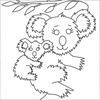 Reusable Pattern (6 pack) - Koala Hugs/1 SPO