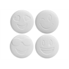 TILES & PLAQUES Emoji Coaster Tile Set/20 SPO