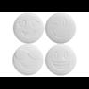 TILES & PLAQUES Emoji Coaster Tile Set/20 SPO