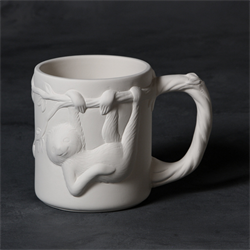 MUGS Sloth Mug/6 SPO