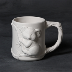 MUGS Koala Mug/6 Out of Stock until May 2020