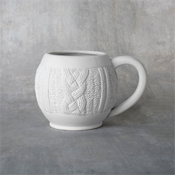 MUGS Cozy Sweater Mug 28 oz./6 SPO
