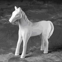 KIDS Cute Standing Horse/12 SPO