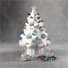 SEASONAL Lighted Christmas Tree/2 SPO