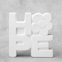 TILES, ETC. Hope Plaque/6 SPO
