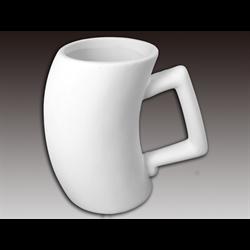 MUGS Square Flare Mug/4 SPO