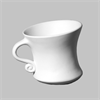 MUGS Dancing Tea Cup/6
