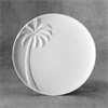 PLATES PALM TREE PLATE/6 SPO