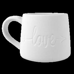 MUGS Uptown Love Mug/6 SPO