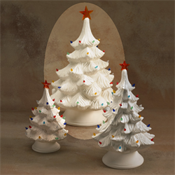 SEASONAL Lg. X-Mas Tree & Light Kit/1 SPO