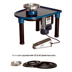 """CUP HEAD SYSTEM, (12"""" & 16"""" RING MOLD)"""