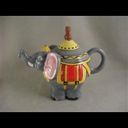 KITCHEN Circus Elephant Teapot/2 SPO