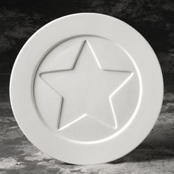 PLATES Pop Star Plate/6 SPO