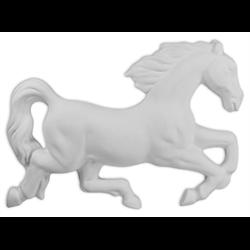 TILES, ETC. Horse Plaque/6 SPO