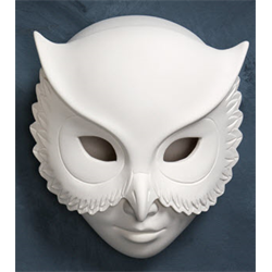Owl Mask Box (Casting Mold) SPO