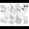 Woodland Critters/1 SPO