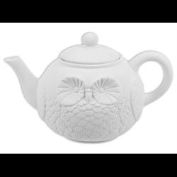 KITCHEN Owl Teapot/1 SPO