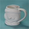 SEASONAL SNOWMAN MUG/6 SPO