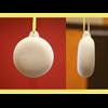 SEASONAL Button Ornament/10 SPO
