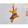 SEASONAL Reindeer Ornament/12 SPO