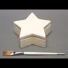 """BOXES 6"""" STAR BOX/12 SPO"""