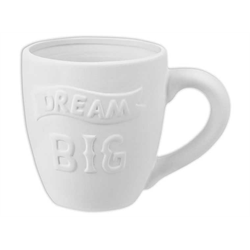 MUGS Dream Big Mug/6 SPO